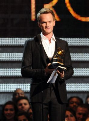 Neil @ The 54th Annual Grammy Awards