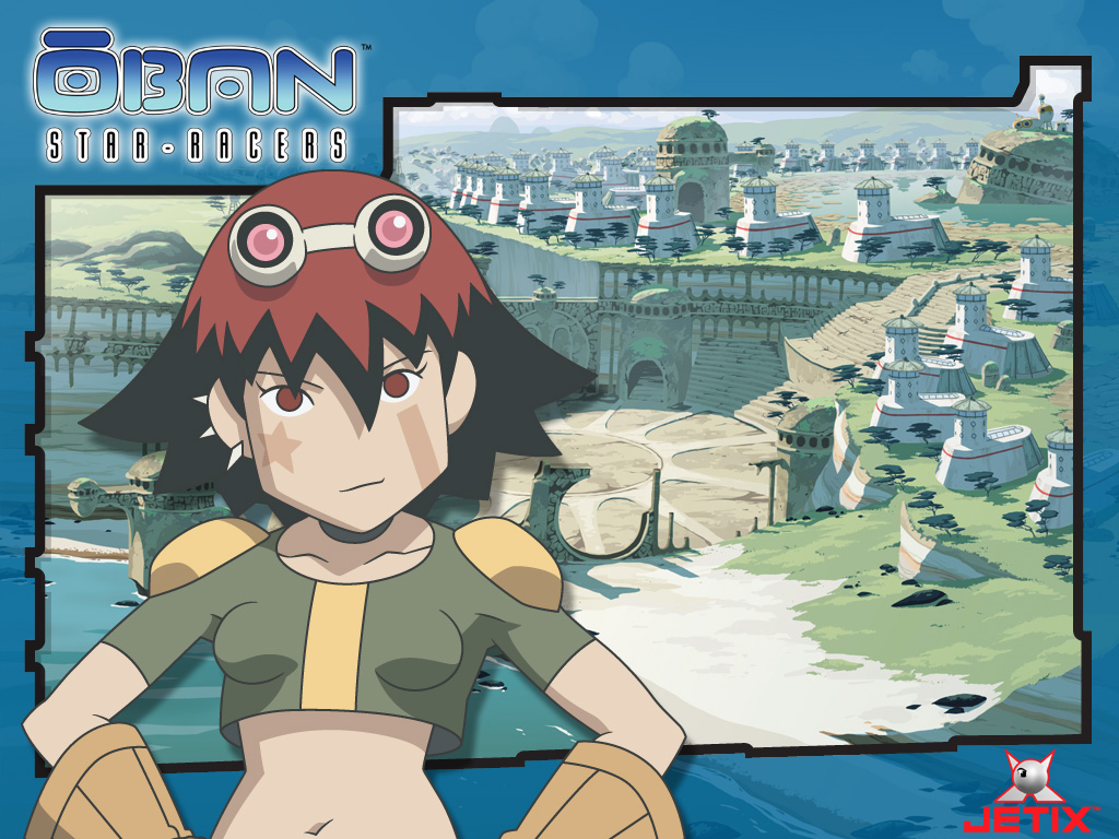 Oban Star Racers Story Quiz 22