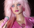 One of a Kind Jem and the Holograms Doll - jem-and-the-holograms fan art