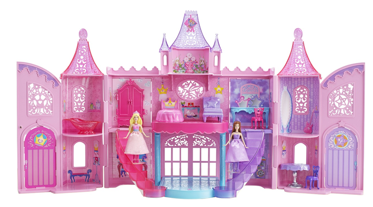PaP Lights and Music Castle - barbie-movies photo