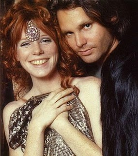 Pamela Susan Courson and jim Morrison