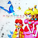 Peach and Daisy - peach-and-daisy icon