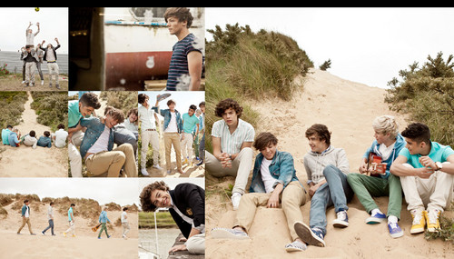 mga litrato from the 'Up All Night' photoshoot! x