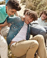 تصاویر from the 'Up All Night' photoshoot! x
