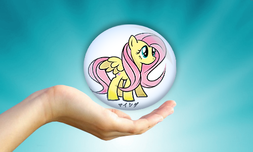 pony Photoshop Project: I See Some Fluttershy in Your Future
