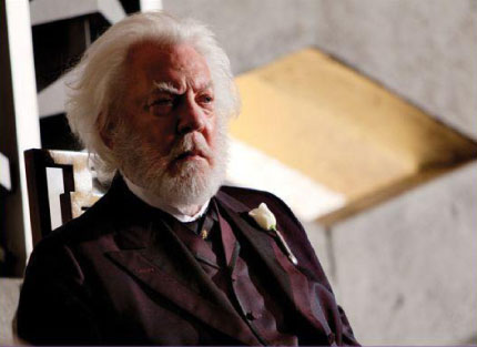 President Snow - The Hunger Games Photo (29037909) - Fanpop