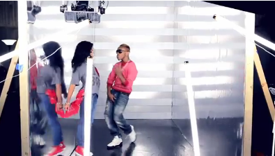 Prodigy- Valentine's Girl Musica Video Behind The Scenes