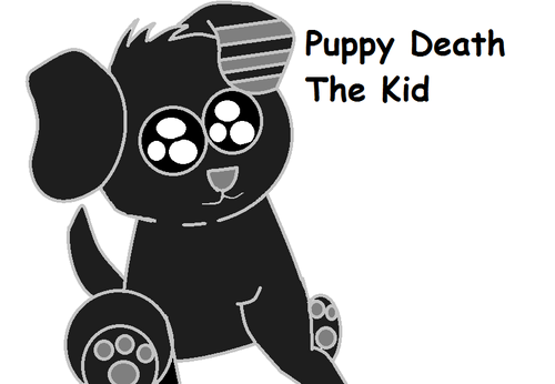 chiot Death The Kid