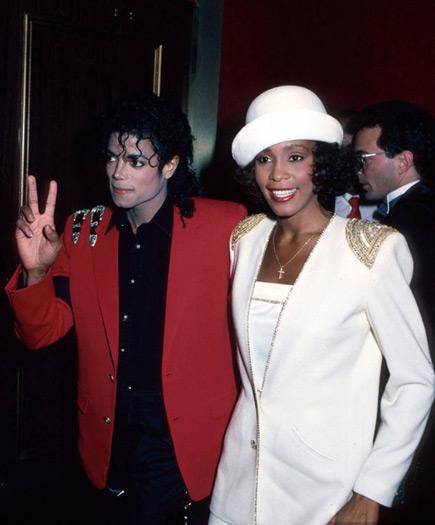 R.I.P Michael Jackson & Whitney Huston :(