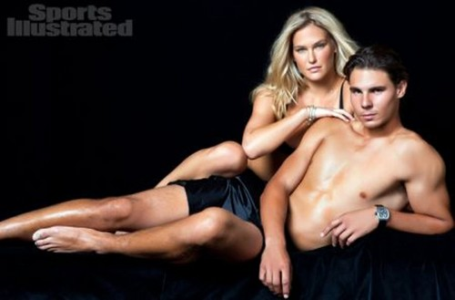Rafa : naked Bar instead of Shakira !!!
