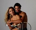 Rafa : naked Bar instead of Shakira !!!!!!