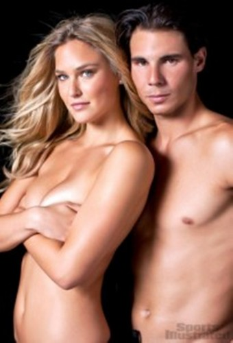 Rafa : naked Bar instead of Shakira !