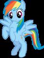 Rainbow Dash!!!