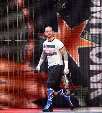 Raw - CM Punk
