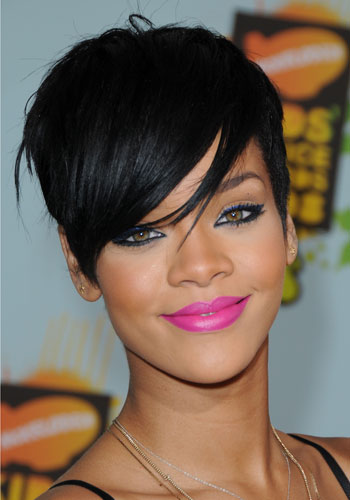 Rihanna makeup - makeup Photo