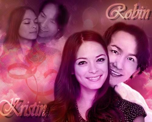 Robin & Kristin