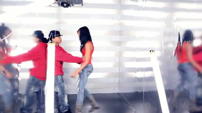 Roc Royal - Valentine's Girl 音楽 Video Behind The Scenes