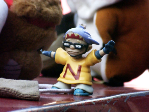 Rocket Power Toy