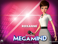 Roxanne Wallpaper - megamind wallpaper