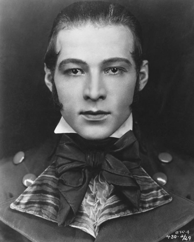 Rudolph Valentino (May 6, 1895 – August 23, 1926