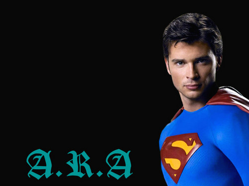 Супермен TOM WELLING