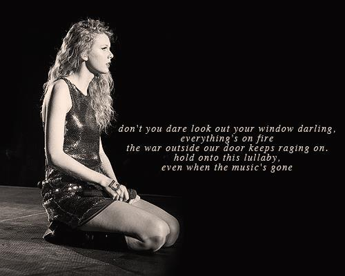 how to play safe and sound by talor swift