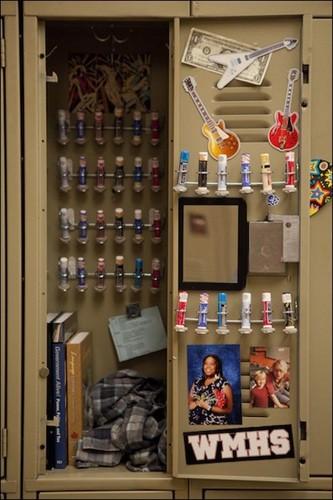 Sam's locker