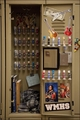 Sam's locker