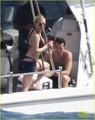 Scarlett Johansson: Bikini Babe on Valentine's Day!
