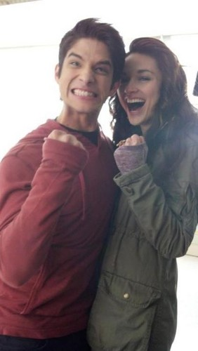 Season 2 Production. - teen-wolf Photo