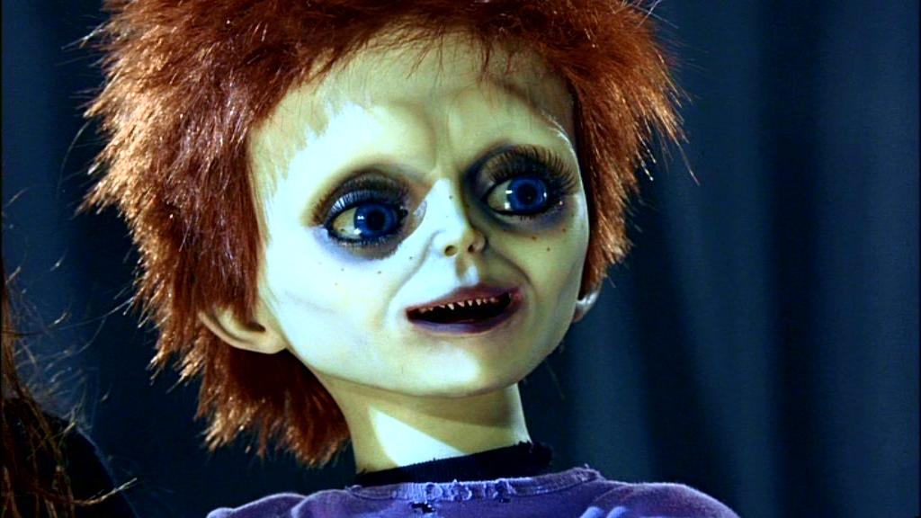 Amazoncom Bride of Chucky Jennifer Tilly Katherine