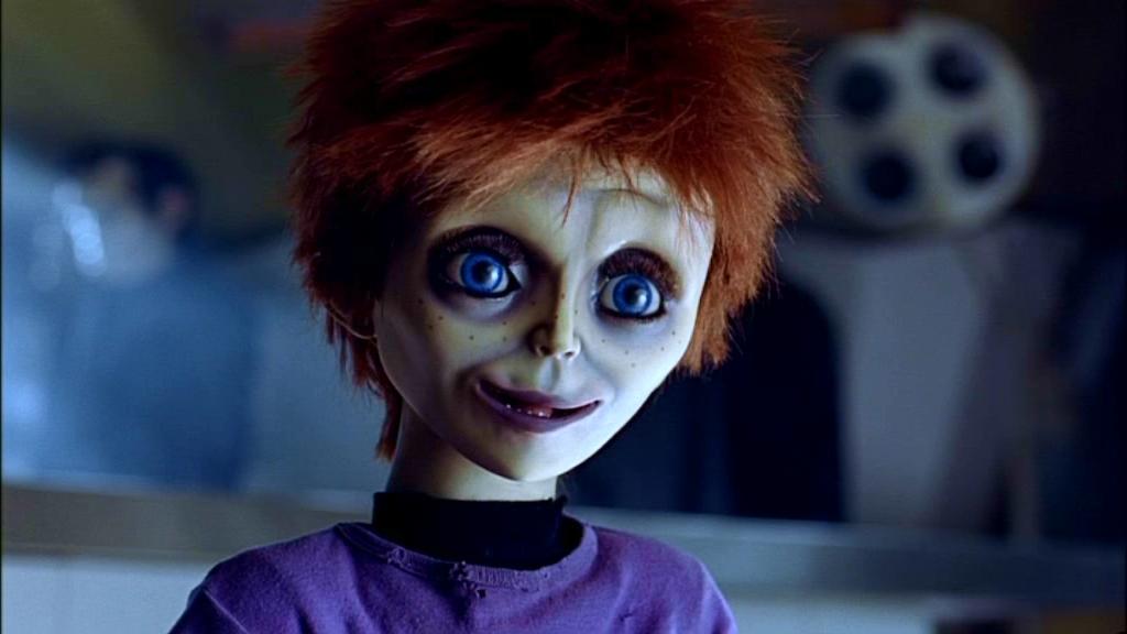 Glen Chucky Son Doll