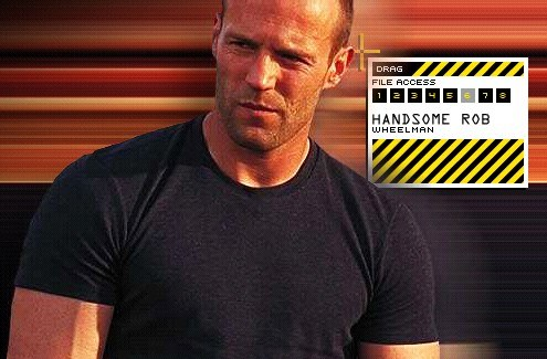 Jason Statham wallpaper possibly with a jersey called Sexy!