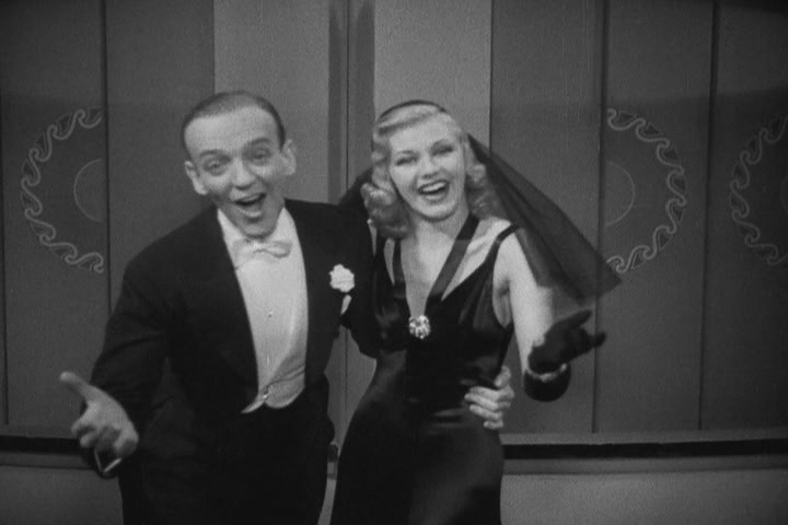"""Shall We Dance Images Interview Hd Wallpaper And: Ginger Rogers And Fred Astaire In """"Shall We Dance"""" Images"""