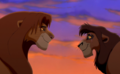 Simba and Kovu