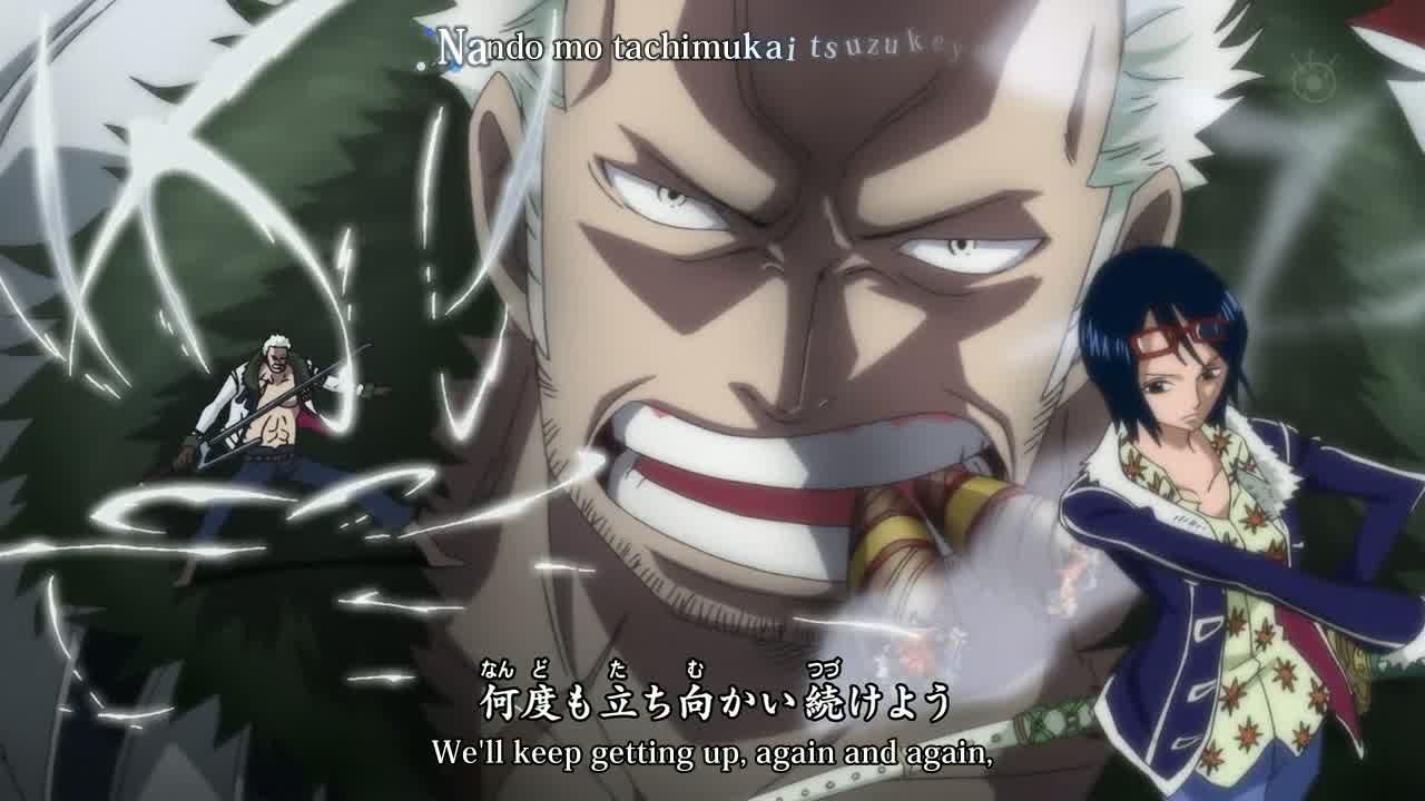 Smoker And Tashigi One Piece Image 29022754 Fanpop