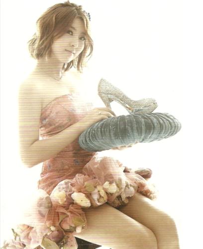 Sohyun - 2012 Calendar