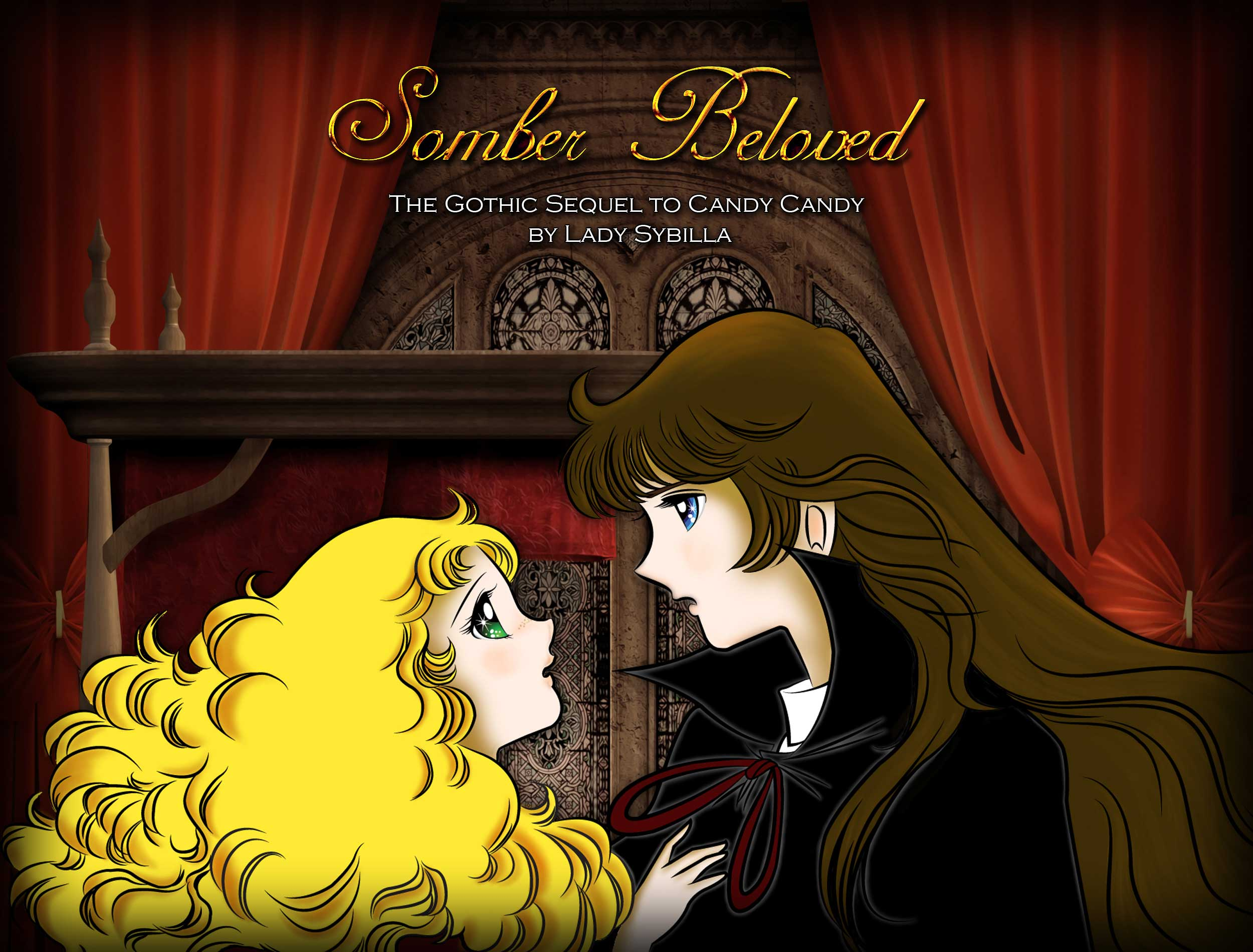 Somber Beloved: The Gothic Sequel to Kandi Kandi