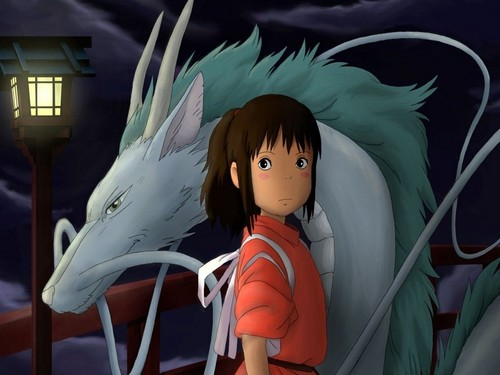 Spirited Away پیپر وال titled Spirited Away