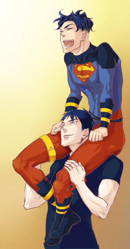 Superboy&Superboy