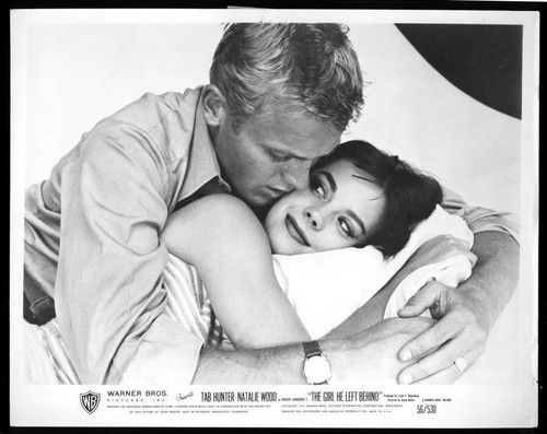 Tab Hunter and Natalie Wood :)
