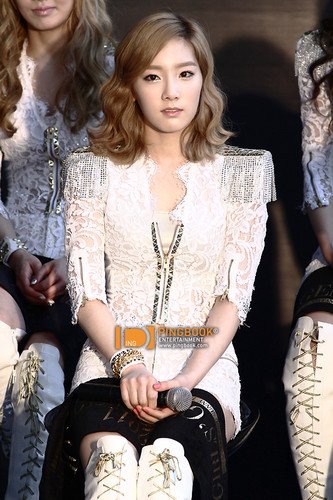 Taeyeon @ Bangkok Tour Press Conference