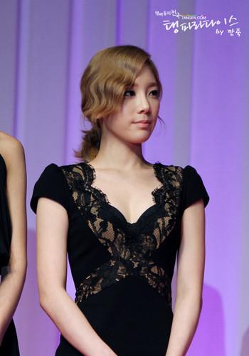 Taeyeon @ Jewellery Tokyo Award Japão