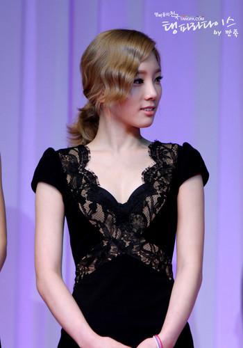 Taeyeon @ Jewellery Tokyo Award 일본