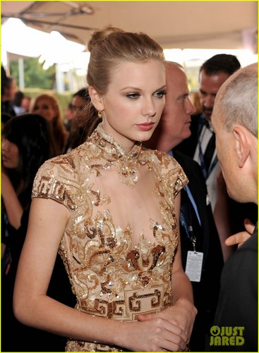 Taylor rapide, swift - Grammys 2012