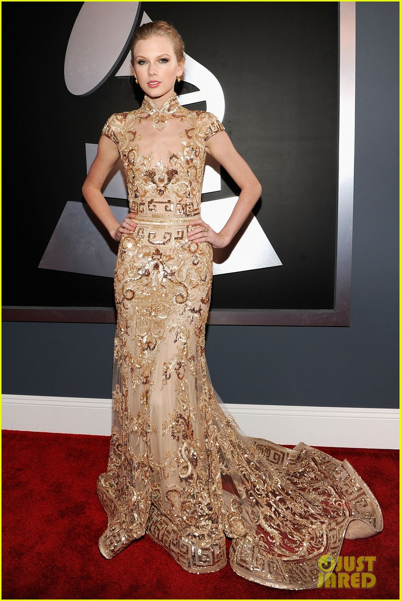 Taylor Swift Grammys 2012 Photo 29025219