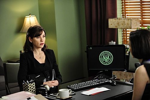 The Good Wife - Episode 3.17 - Long Way Home - Promotional Photo - the-good-wife Photo