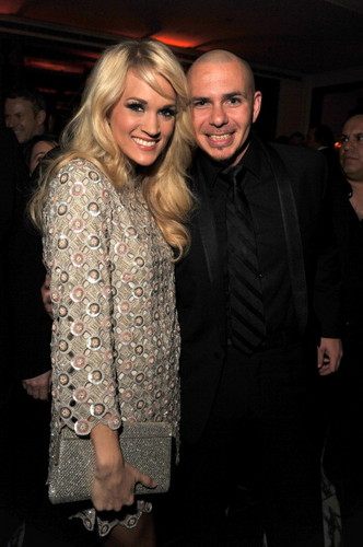 The Sony Music Group GRAMMY Reception 2012 (2/12) - carrie-underwood Photo