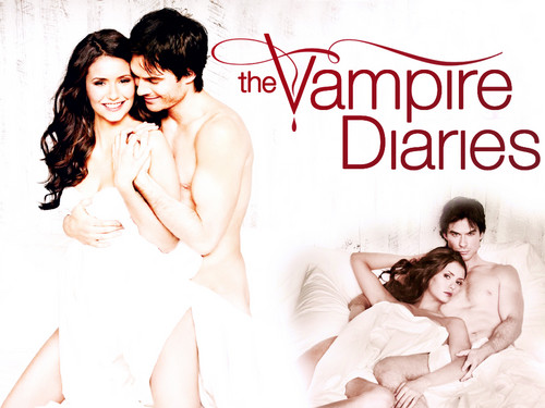 The Vampire Diaries EW Photoshoot Ultimate پیپر وال Creations سے طرف کی me!