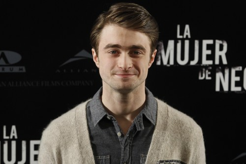 The Woman in Black - Madrid Photocall - February 14, 2012 - HQ